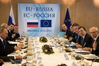 EU-Russia Summit - source EU