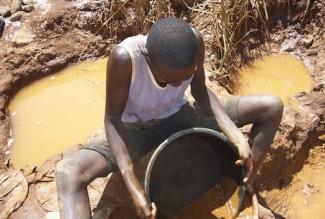 Gold extract - IRIN