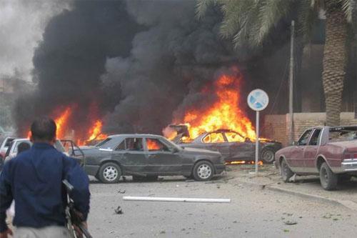 Iraq attack - IRIN