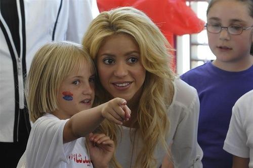 Shakira - UNICEF