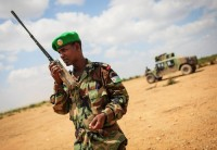 Djiboutian contingent of the African Union Mission in Somalia, Civilians in Belet Weyen
