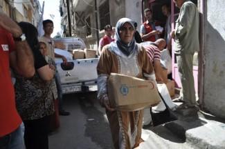 Woman Damascus- WFP