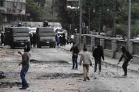 Egypt protest - IRIN