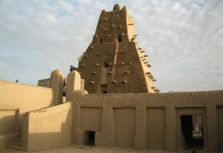 Mali mosque Timbuktu - UNESCO