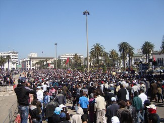 Morocco protests source -  morocco_protest@rocketmail.com