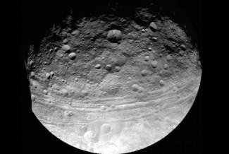 NASA asteroid - NASA