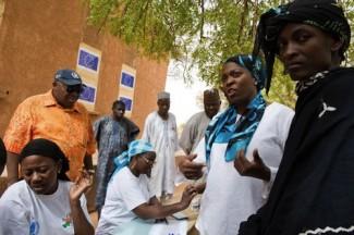 Sahel region - WFP
