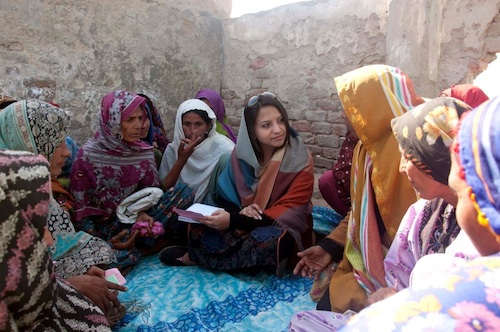 Women Pakistan - WFP