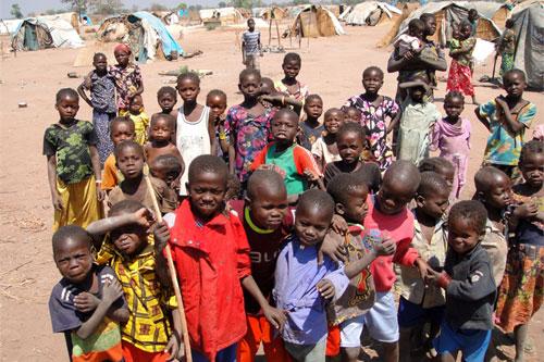 Children Central African Republic - UNICEF