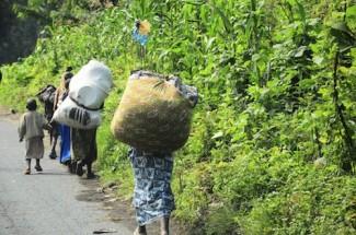 Congo refugees - OCHA
