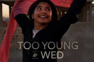 Girl - too young to wed - UNFRA