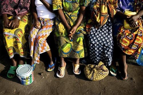 Kenya women - IRIN