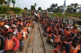 Liberian refugees - UNHCR