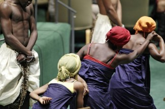 Slavery remembrance day - UN