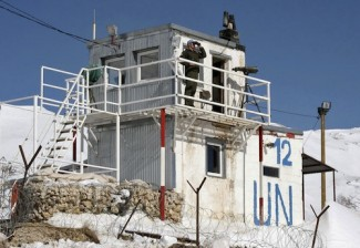 UN Golan Heights - UN