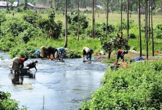 Women in Kitchanga Congo - OCHA-Goma