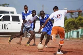 Young football - UN
