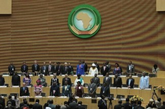 African Union Summit - EU