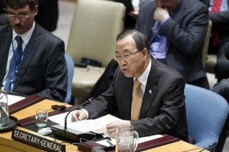Ban Ki-moon SeCouncil