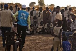 Darfur refugees Chad - UN