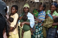 Mothers and infants Malawi - UN