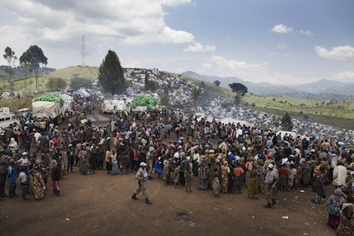 People Congo Kitchanga - MONUSCO