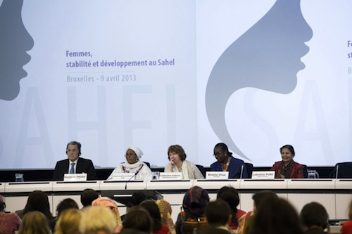 Women panel - UN