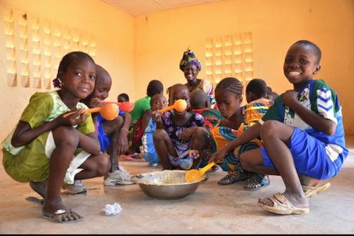 Children WFP