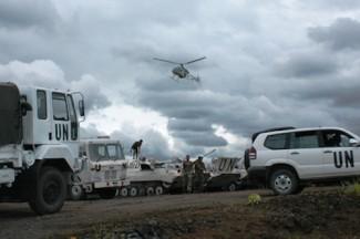Congo MONUC mission - UN