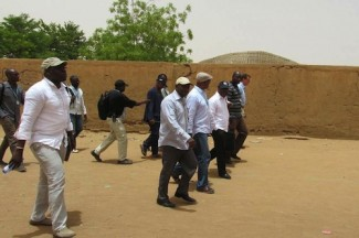 Mali UN agency delegation - OCHA