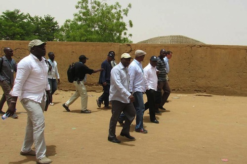 Mali UN agency delegation - OCHA