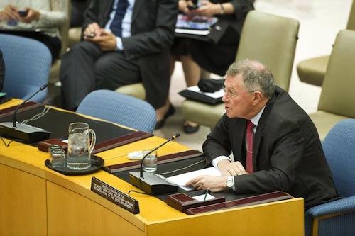 Middle East Peace Process UN Envoy Serry - UN