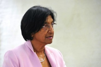 Pillay Navi -  UN