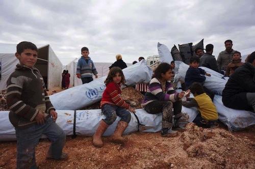 Syria homs aid - UNHCR