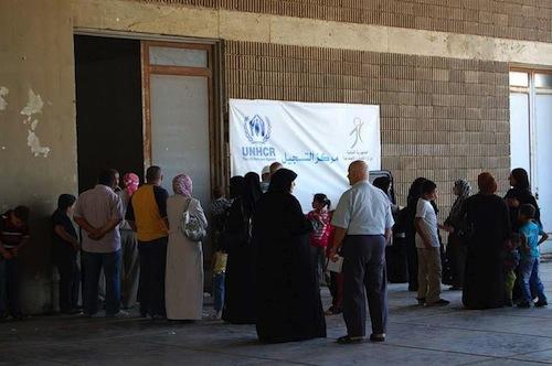 Syrian refugees Lebanon - UNHCR