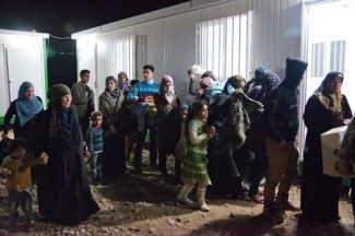 Syrian refugees - UNHCR