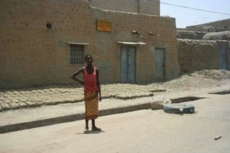 Woman Mali - UNDP