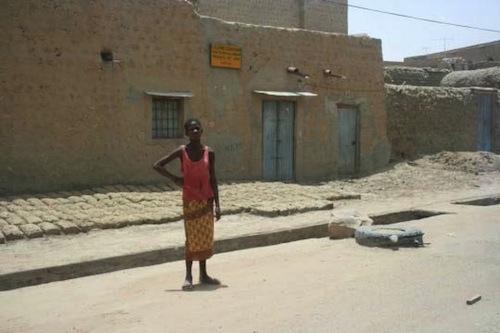 Woman Mali - UNDP