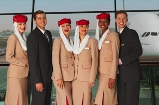 emirates crew