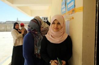 libya women