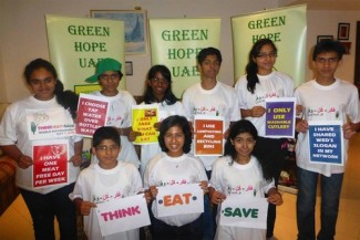 Children Emirates - UNEP