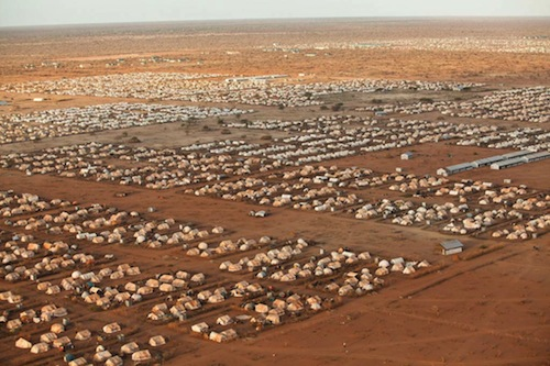 Kenya refugee Dadaab camp - IOM-UNCHR