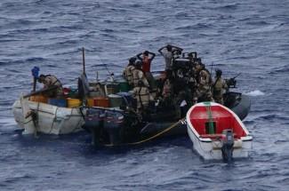 Piracy Gulg of Gionea - Eunavfor