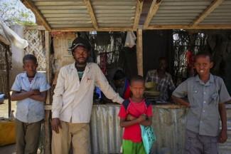 Somalia Kismayo market - UN