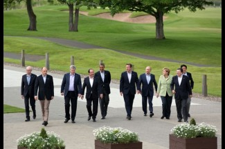 g8 leaders white house