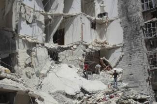 ocha syria