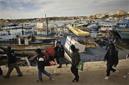 Asylum seekers - Italy - UNHCR