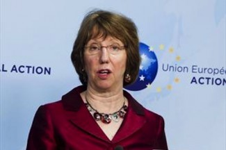 Catherine ASHTON - EU Council