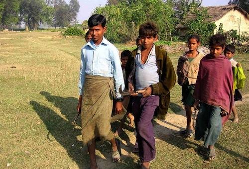 Children Myanmar - IRIN