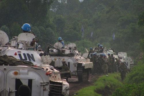 Congo UN peacekeepers - MONUSCO